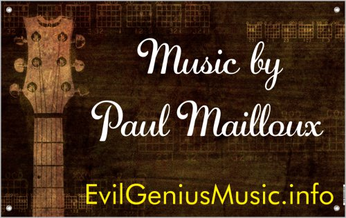 Live Music by Paul Mailloux
